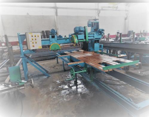 Projeto mecanico Mesa de corte granito fabricadoprojeto