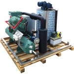 Projeto Solicitado – Máquina de fabricar gelo escama 0,5t diario  |Finaliza Dia   16/08/2020|