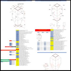 thumb Planilha de calculo Projeto Silos quadrados prismaticos ate fabricadoprojeto