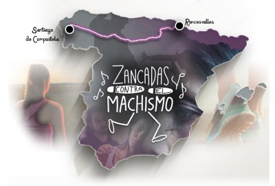 ZANCADAS CONTRA EL MACHISMO