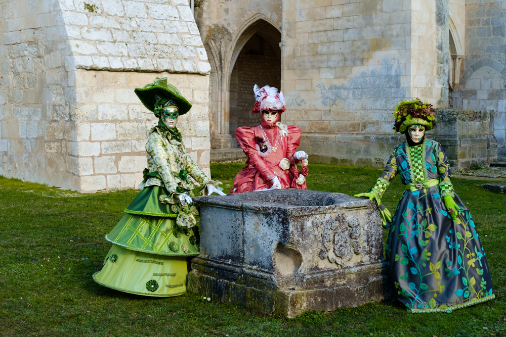 Costumes Vénitiens