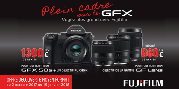 Promotions | Fujifilm France