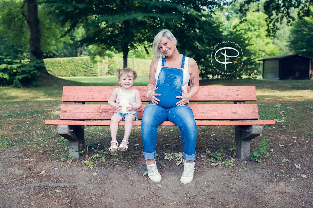 Photo mère et fille