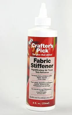 CRAFTER39'S PICK FABRIC STIFFENER