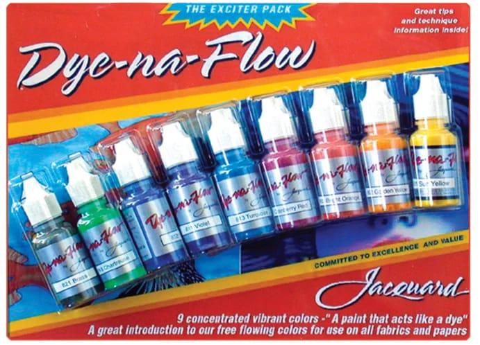 jacquard spray paint