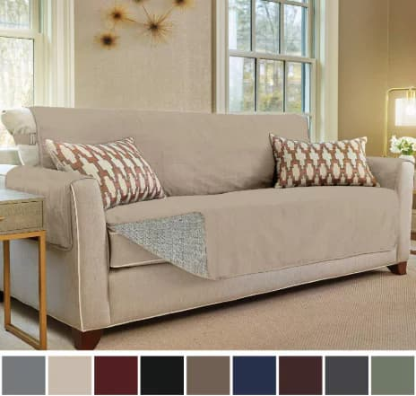 Top 15 best fabric for sofa slipcovers of 2019