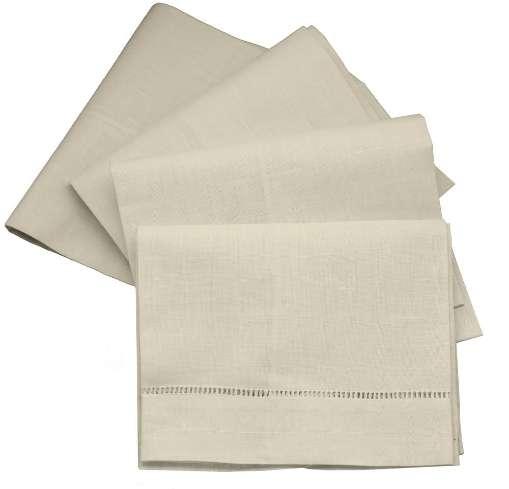 Bumblebee Linens, Linen Tea Towels 4 Pack