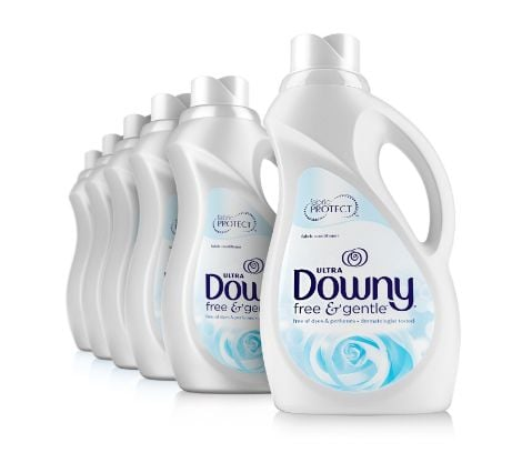Downy Free And Gentle Liquid Fabric Conditioner
