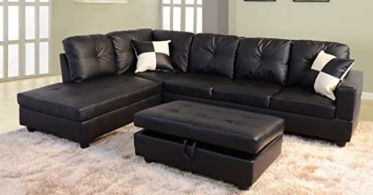best sectional sofas under 1000 for 2021