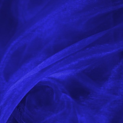 korean glass organza fabric