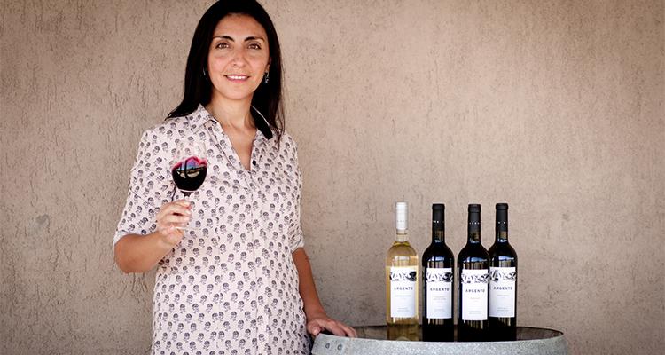 Silvia Corti elabora vinos consistentes y fieles a su variedad