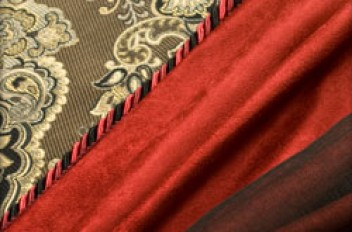Upholstery and Decorator Fabrics