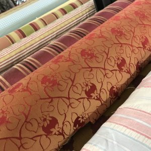 MASSIVE Group of New Upholstery Fabrics