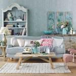Vintage Modern Living Room Decor