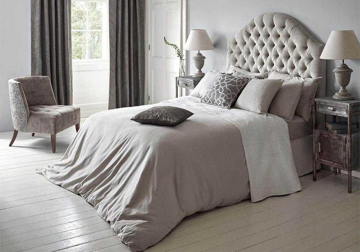 Neutral Bedroom Decor And Paint Colours