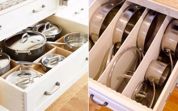 Fabrika de Case - Idei de organizare a bucatariei