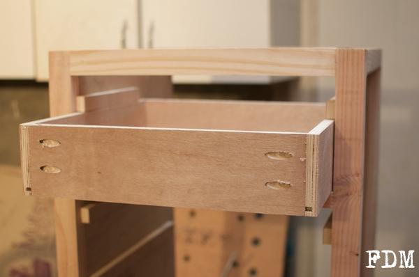 fabriquez des meubles