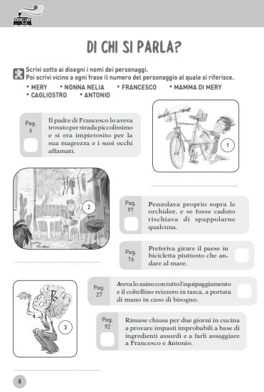 comprensione del testo scuola primaria