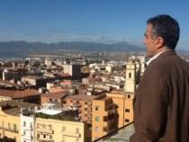 Fabrizio Barca a Cagliari