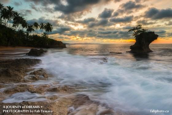 Caribbean coast, Costa Rica,