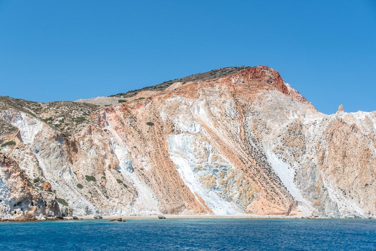Grecia, Milos