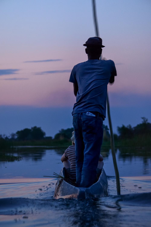 Botswana, il Delta dell' Okavango