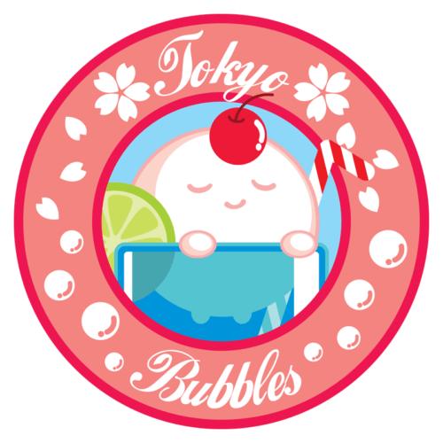 Tokyo Bubbles | Logotipo