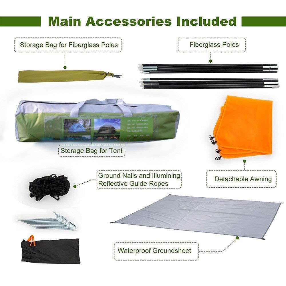 tenda accessori