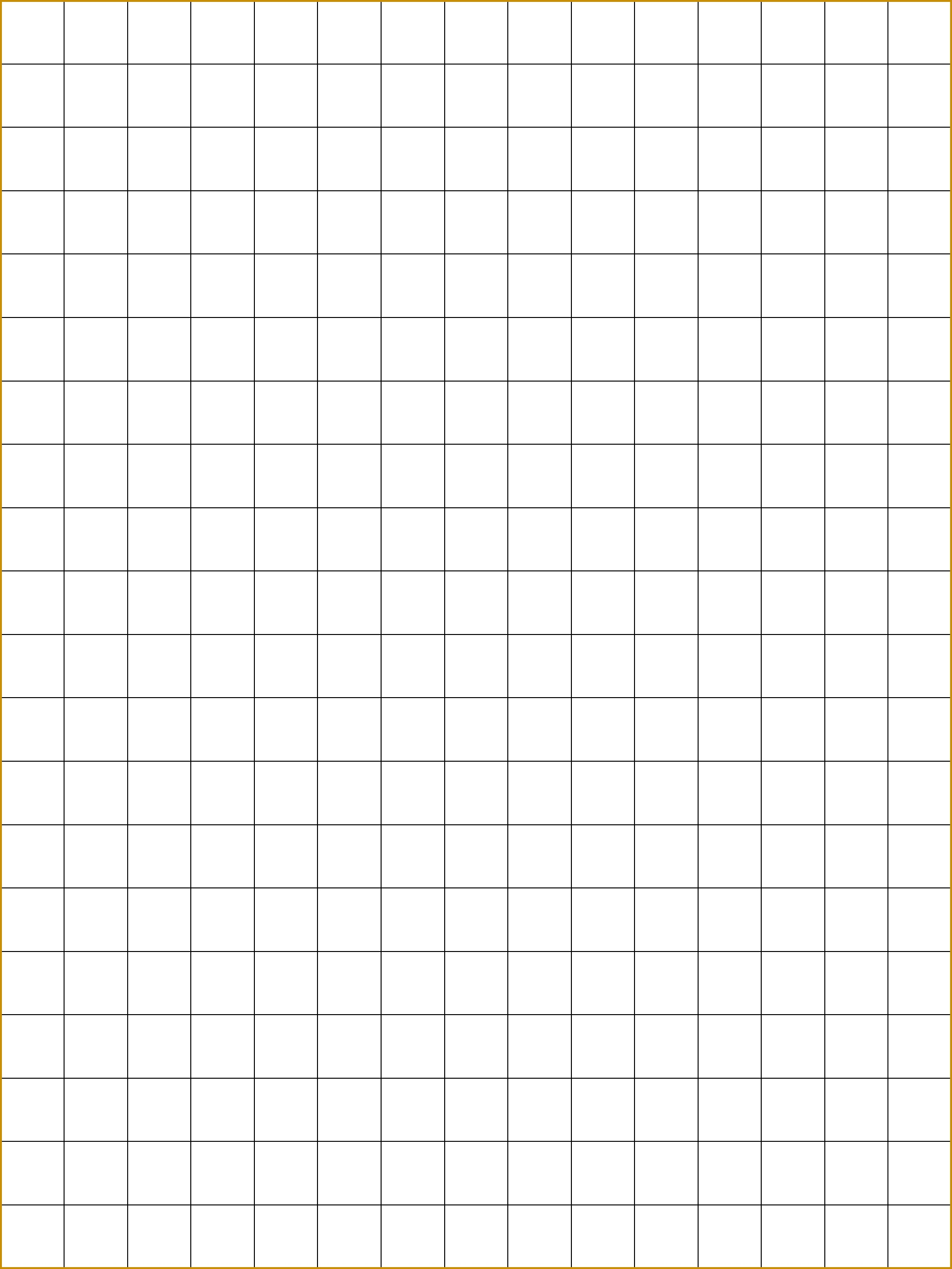 5 Graph Paper Template