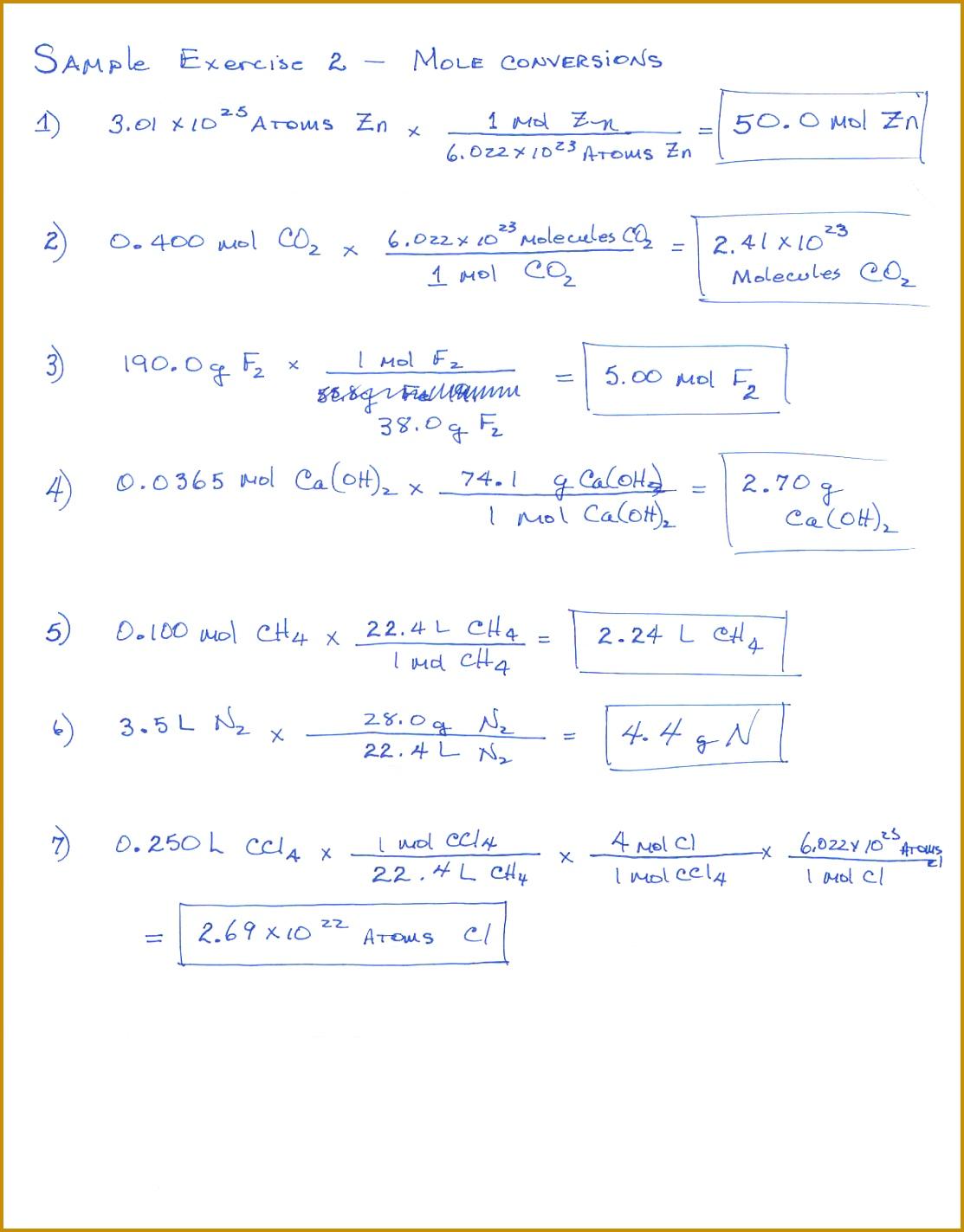 6 Average Atomic Mass Worksheet Answer Key