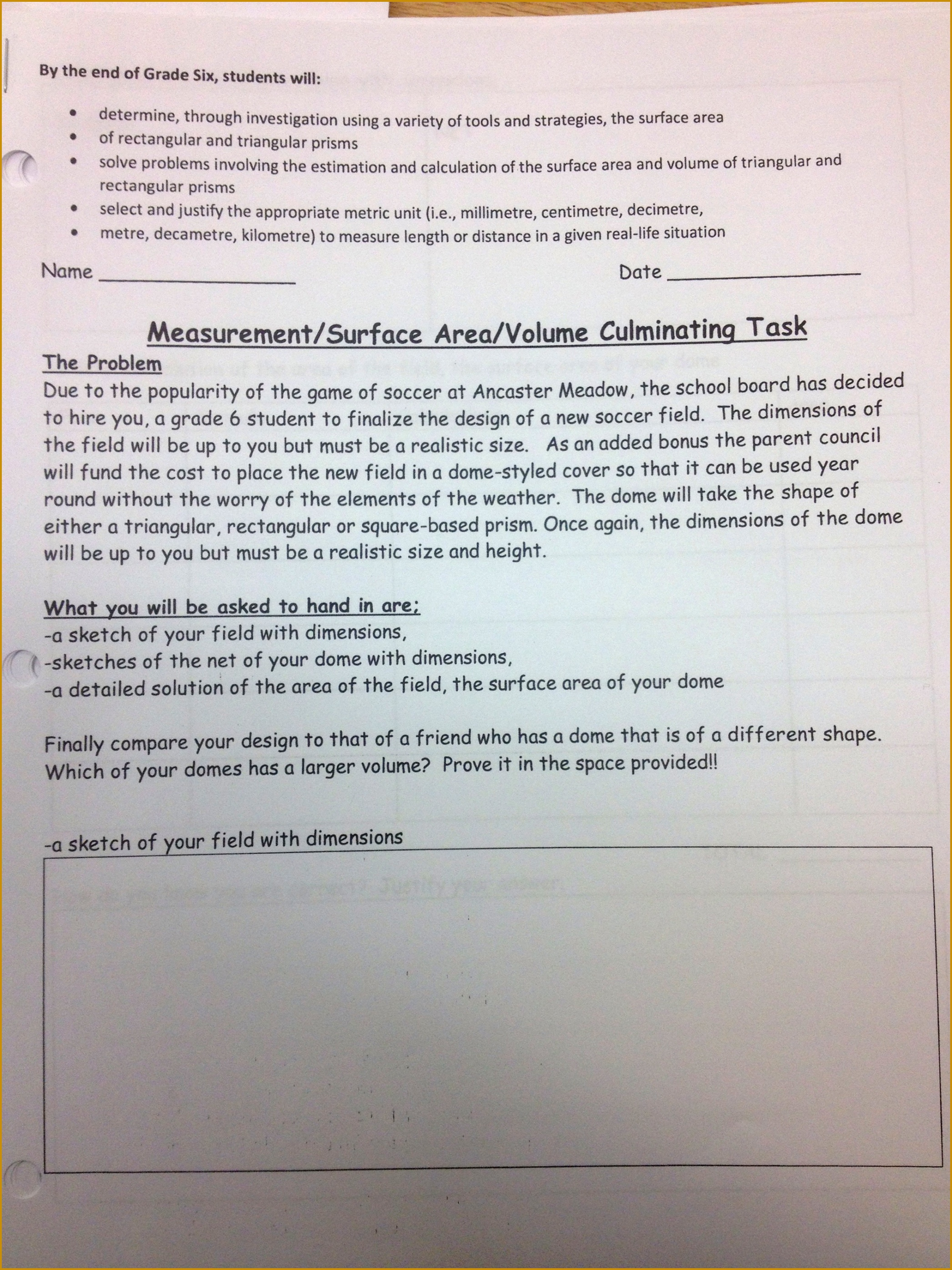6 Bill Of Rights Worksheet