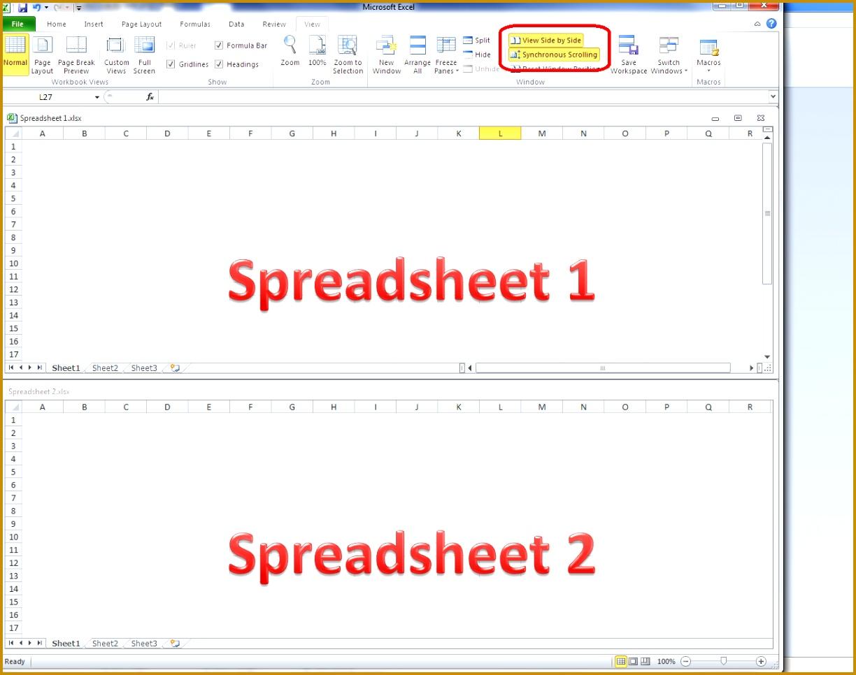 7 Excel Worksheet
