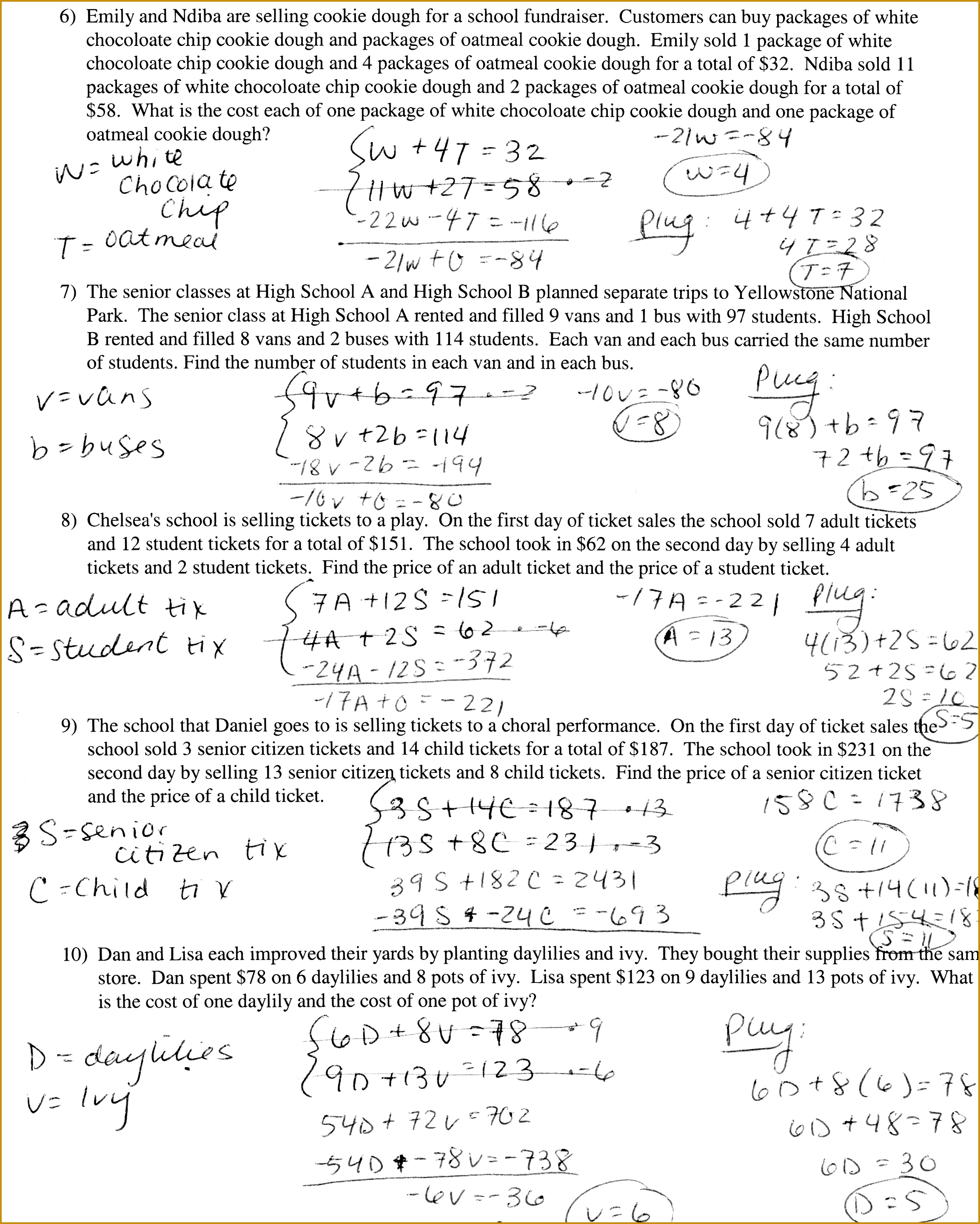 3 Rate Of Change And Slope Worksheet With Answers