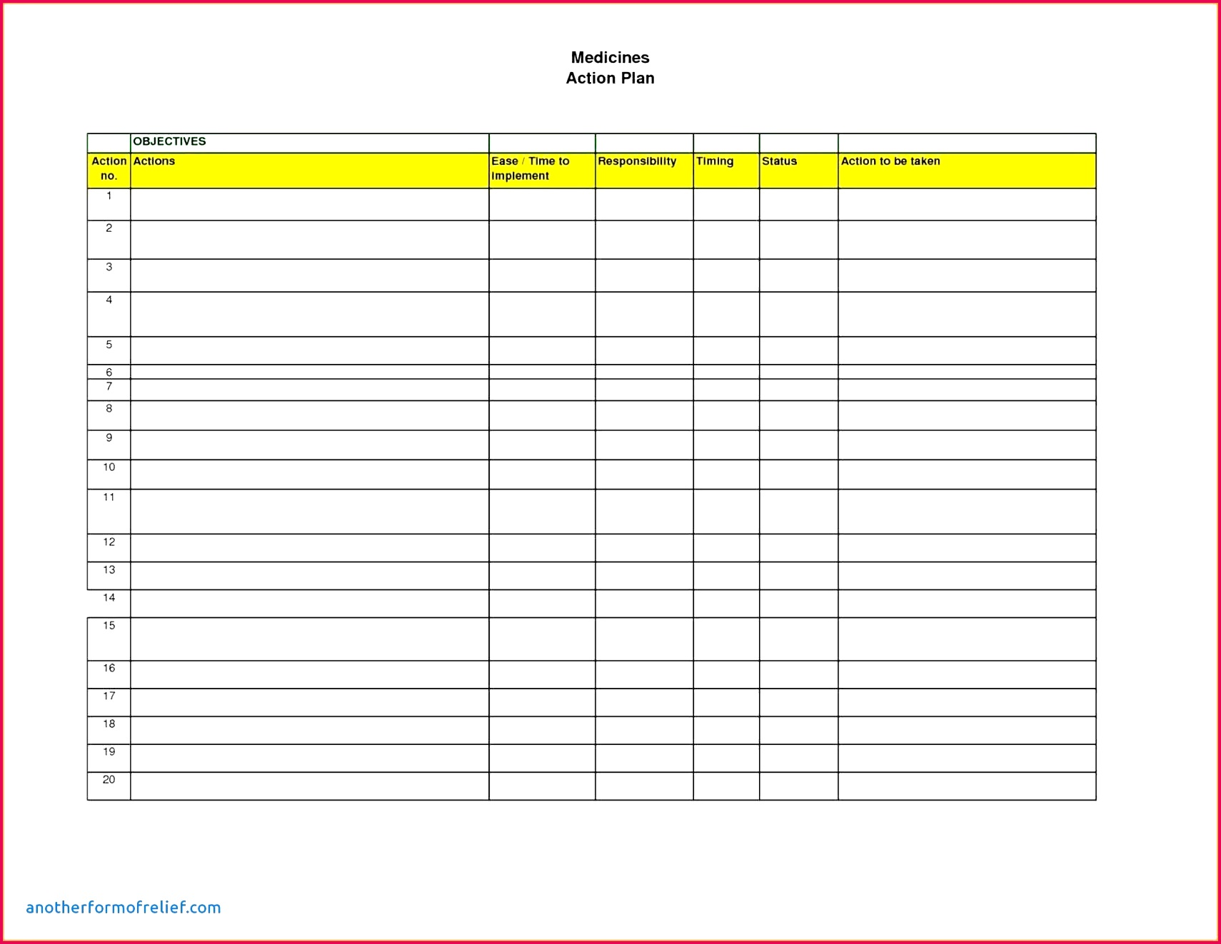 7 Itemized Deductions Worksheet Excel