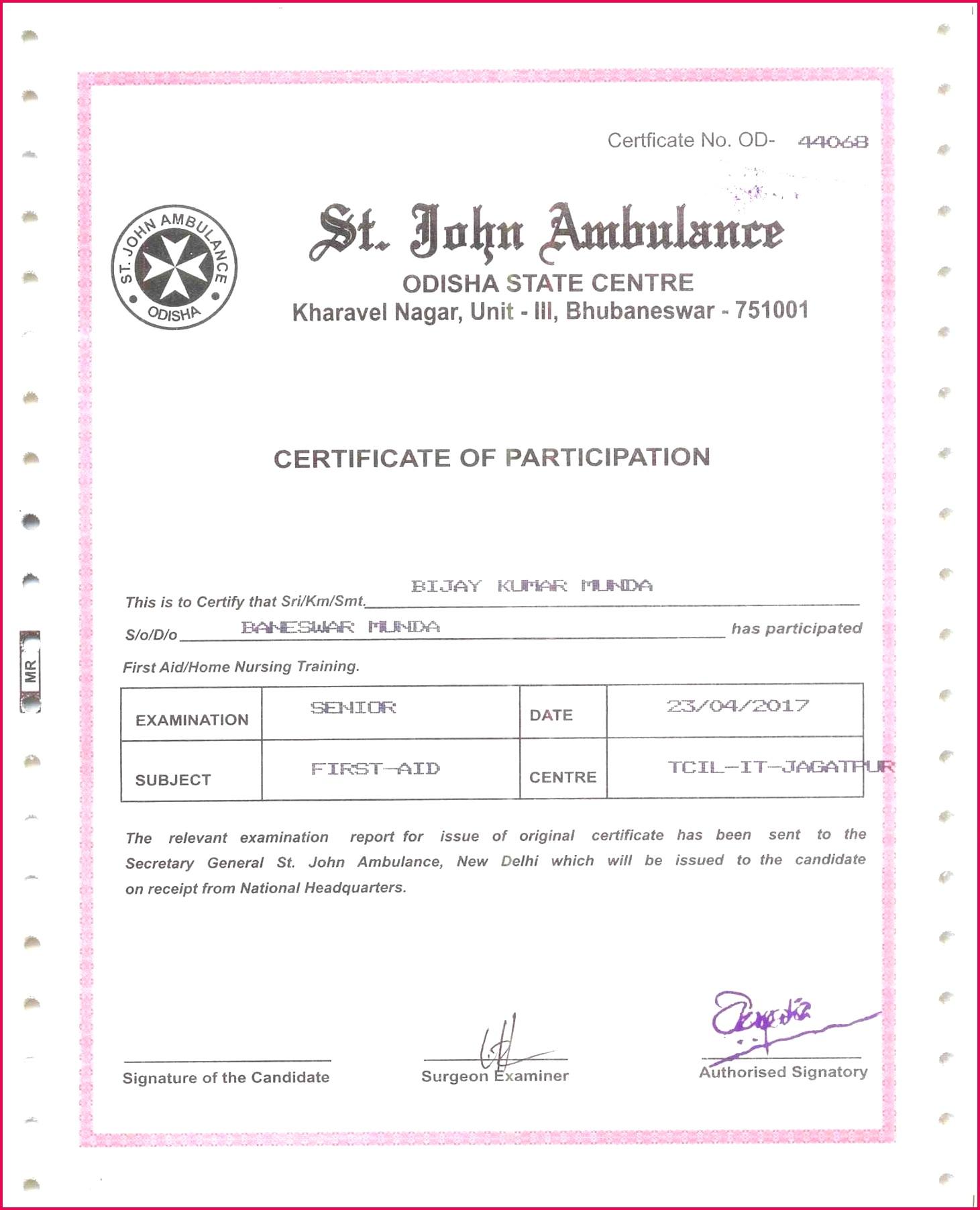 7 Family Reunion Certificate Template
