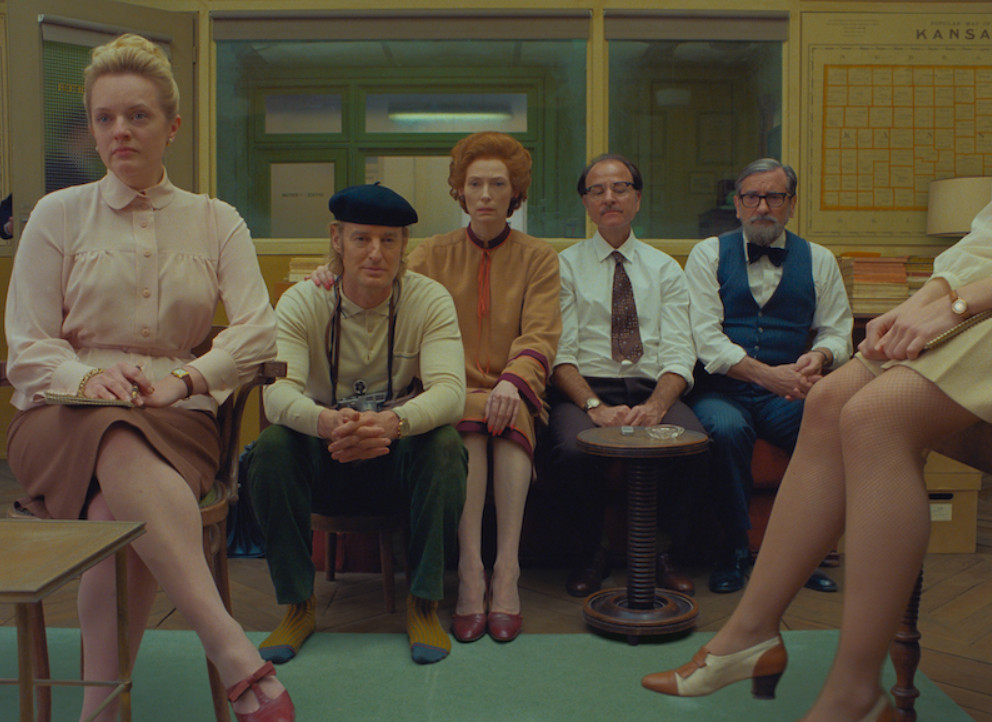The french dispatch at zff