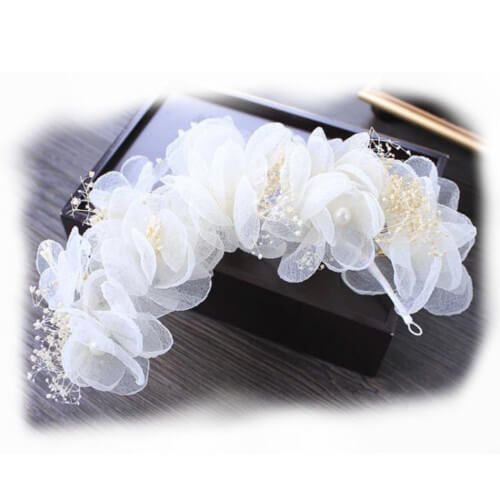 e1beaa078d55 Mother Of The Bride / Groom , Flower Girl Fascinator In 4 Colour Options.