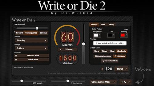 writeordie