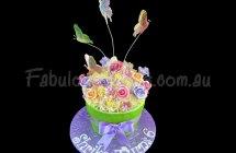Beautiful Cupcake for a Girl
