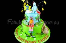 Night Garden Birthday Cakes