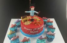 Pirate Themed Cakes