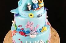 Octonauts Cakes