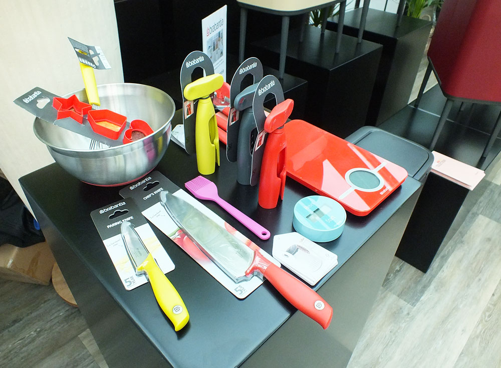 Persevent: LifeStylelab Food Beauty Living Brabantia