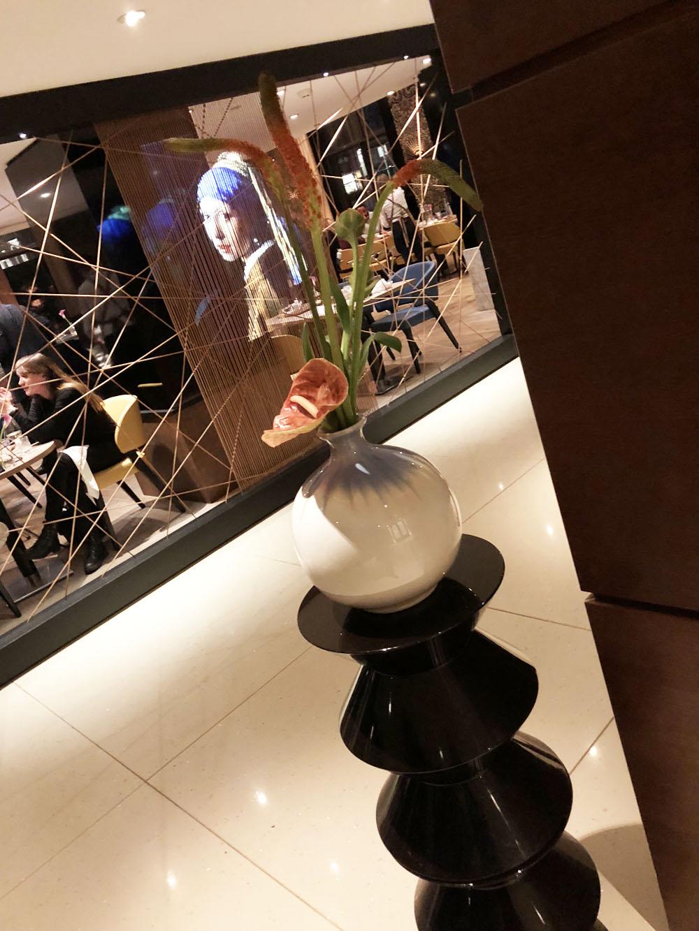 Review Restaurant Pearl Den Haag, Hilton Restaurant