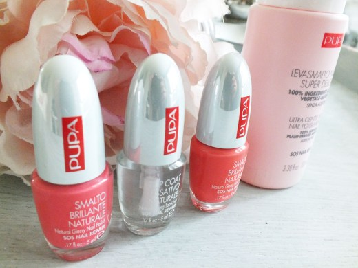 Review: PUPA SOS Nail Repair