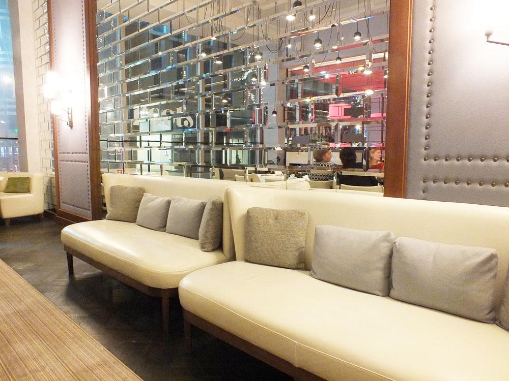 Hotspot: Restaurant Roots Hilton Rotterdam interieur