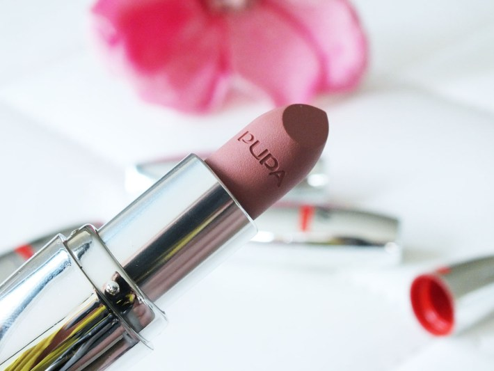 Review: Pupa I'm Matt Lipsticks 010 Nude