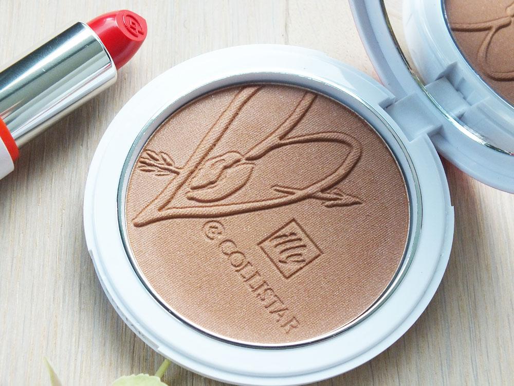illy en collistar make-up Collezione Caffe bronzing powder