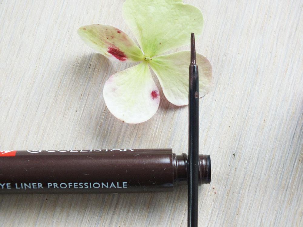 illy en collistar make-up Collezione Caffe eyeliner