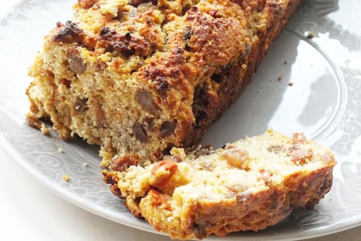 Recept kwarkbrood van speltmeel